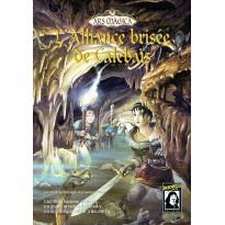 L'Alliance brisée de Calebaïs (jdr Ars Magica 1ère édition) 001
