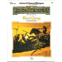 FRA3 Blood Charge (AD&D 2nd edition - Forgotten Realms) 001