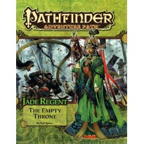 Jade Regent 54 - The Empty Throne (Pathfinder jdr en VO) 001