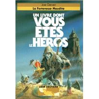 Loup Solitaire N° 7 - La Forteresse Maudite (Un livre dont vous êtes le Héros) 001