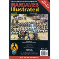 Wargames Illustrated N° 222 (The World's Foremost Wargames Magazine) 001