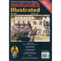 Wargames Illustrated N° 223 (The World's Foremost Wargames Magazine) 001