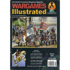 Wargames Illustrated N° 233 (The World's Foremost Wargames Magazine)