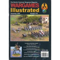 Wargames Illustrated N° 218 (The World's Foremost Wargames Magazine) 001
