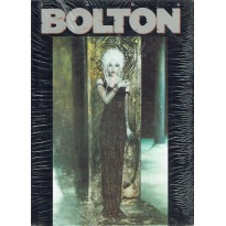 John Bolton - Haunted Shadows (livre artbook en VO) 001