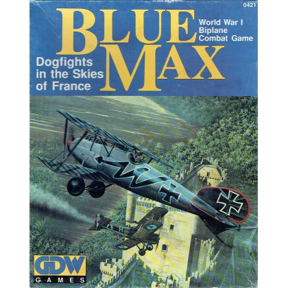 Blue Max - Dogfights in the Skies of France (wargame aérien en VO) 001