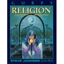 Religion (GURPS Rpg Third edition revised en VO) 001