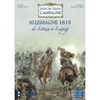 Allemagne 1813 - De Lützen à Leipzig (wargame Jours de Gloire Campagne en VF) 001