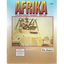 Afrika - The North African Campaign 1940-1942 (wargame The Gamers) 001