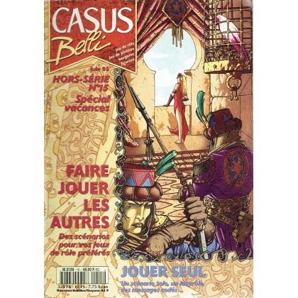 Casus Belli N° 15 Hors-Série - Spécial Vacances (magazine de jeux de rôle) 002