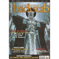 Backstab N° 12 (magazine de jeux de rôles) 002