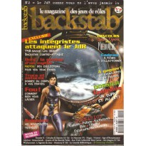 Backstab N° 2 (magazine de jeux de rôles) 002