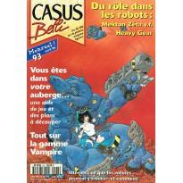 Casus Belli N° 93 (magazine de jeux de rôle) 002