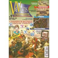 Vae Victis N° 9 (La revue du Jeu d'Histoire tactique et stratégique) 002