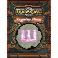 Legendary Heroes (jeu de rôles Runequest IV en VO) 002