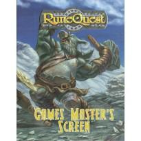 Games Master's Screen (jeu de rôles Runequest IV en VO) 002