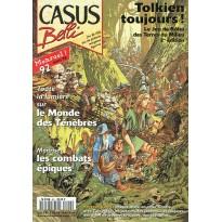Casus Belli N° 92 (magazine de jeux de rôle) 002