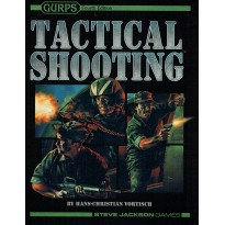 Tactical Shooting (GURPS Rpg Fourth edition en VO) 001