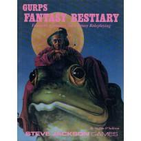 Fantasy Bestiary - Fantastic Creatures for Fantasy RPG (jdr GURPS 3ème édition VO) 001