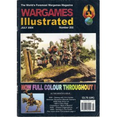 Wargames Illustrated N° 202 (The World's Foremost Wargames Magazine)