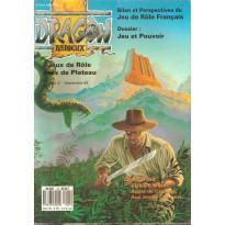 Dragon Radieux N° 21 (revue de jeux de rôle et de plateau) 002