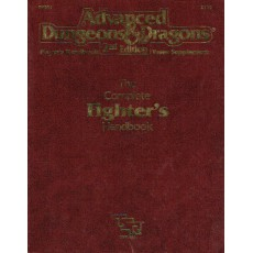 The Complete Fighter's Handbook (jdr AD&D 2ème édition VO)