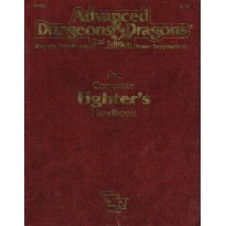 The Complete Fighter's Handbook (jdr AD&D 2ème édition VO) 002