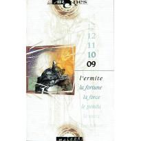 Les Arcanes Majeurs 09 - L'Ermite (Nephilim 2ème édition) 002