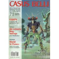 Casus Belli N° 71 (magazine de jeux de rôle) 003