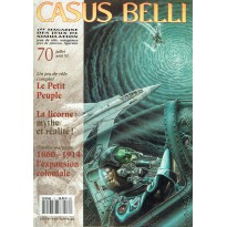 Casus Belli N° 70 (magazine de jeux de rôle) 002