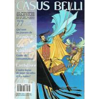 Casus Belli N° 77 (magazine de jeux de rôle) 001
