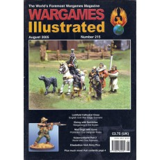 Wargames Illustrated N° 215 (The World's Foremost Wargames Magazine)