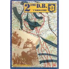 """2ème D.B. """"1"""" Normandie (wargame Jeux Descartes en VF)"""