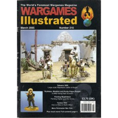 Wargames Illustrated N° 210 (The World's Foremost Wargames Magazine)