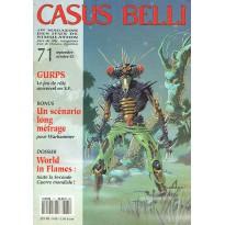 Casus Belli N° 71 (magazine de jeux de rôle) 004