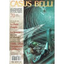 Casus Belli N° 70 (magazine de jeux de rôle) 004