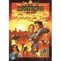 Mémoire de Sang (jdr Nightprowler 1ère édition) 001