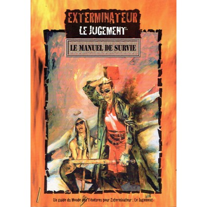 Le Manuel de Survie (jdr Exterminateur le Jugement) 002
