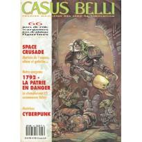 Casus Belli N° 66 (magazine de jeux de rôle) 003