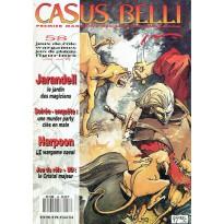 Casus Belli N° 58 (magazine de jeux de rôle) 004