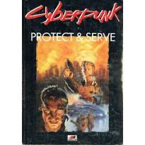 Protect & Serve (jdr Cyberpunk 1ère édition en VF) 003
