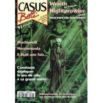 Casus Belli N° 91 (magazine de jeux de rôle) 001