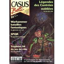 Casus Belli N° 86 (magazine de jeux de rôle) 003