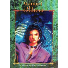 Manuel du Conteur (jdr Vampire La Mascarade en VF)