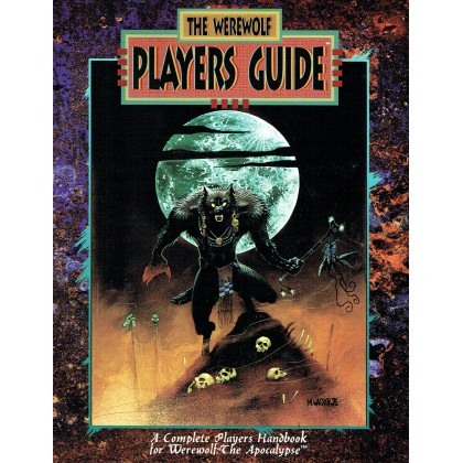The Werewolf Players Guide (jdr Werewolf The Apocalypse en VO) 002