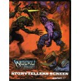 Werewolf The Wild West - Storytellers Screen (Ecran seul de jdr en VO) 001