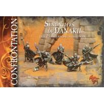 Sentinelles de Danakil - Les Gardiens du Scorpion (boîte de figurines Confrontation)