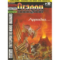 Dragon Magazine N° 20 (L'Encyclopédie des Mondes Imaginaires) 001