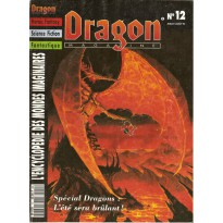 Dragon Magazine N° 12 (L'Encyclopédie des Mondes Imaginaires) 002