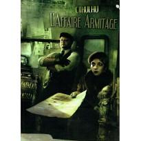 L'Affaire Armitage (jdr Cthulhu Système Gumshoe en VF) 001